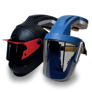 Filter-Schutzmaske / mit positivem Druck