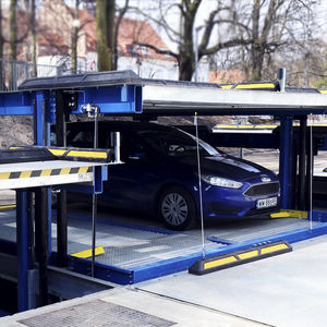 Parksystem mit Plattform