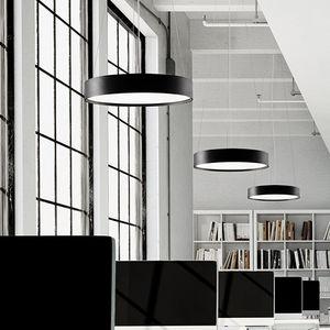 Hängeleuchte / Aufbau / LED / rund