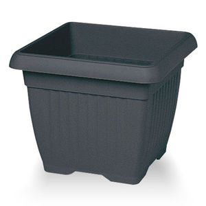 Recyclingkunststoff-Pflanzgefäß