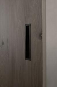 Innenbereich-Tür / Schiebe / Holz / lackiert