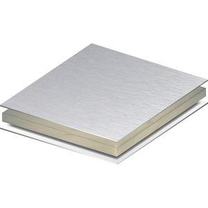Verbundwerkstoff-Bauplatte