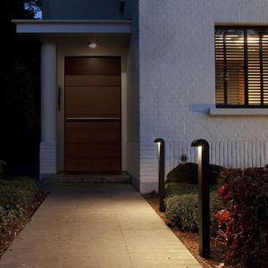 Garten-Leuchtpoller / modern / Messing / LED