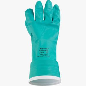 chemikalienbeständiger Handschuh / antistatisch / Stoff / wasserdicht