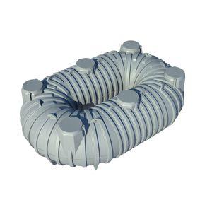 elastischer Tank / Wasserspeicher / Kunststoff