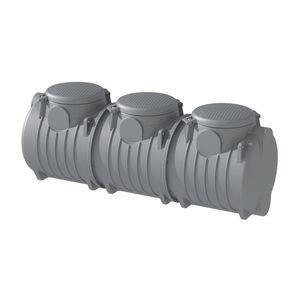 erdverlegter Tank / Regenwasser / Polyethylen
