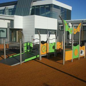 Spielplatzgerät für Spielplätze / für Kindergarten / für öffentliche Einrichtungen / für öffentliche Räume