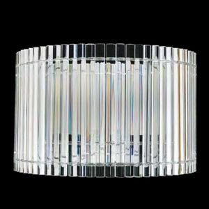 moderner Lampenschirm / Glas