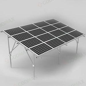 Montagesystem für Parkplätze / Indach / für Photovoltaikanwendung