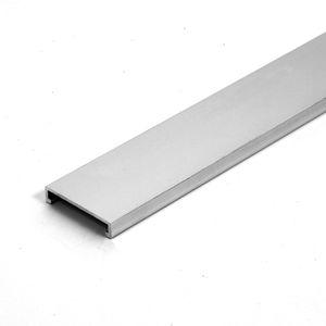 Aluminiumbordüre / Edelstahl