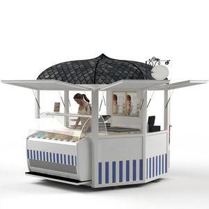 Gastronomie-Kiosk