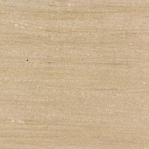 Kalkstein-Steinplatte / gebürstet / scharriert / sandgestrahlt