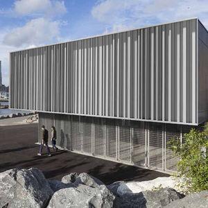 Stahlblech-Fassadenverkleidung