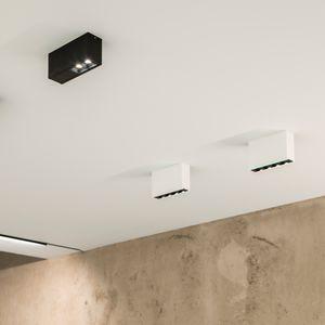 Downlight für Aufbau / LED / linear / IP20