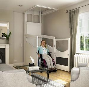 Hebeplattform für Behinderte