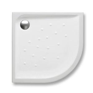 Duschwanne für Eckeinbau