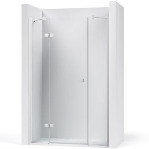 einflügelige Duschwand