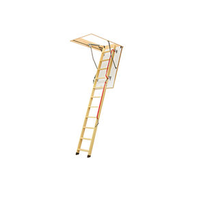 versenkbarer Leiter / für Holz