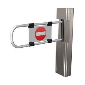 Zutrittsabsperrung / drehend / Stahl / für öffentliche Einrichtungen