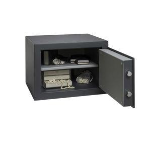 mechanischer Safe / Einbau / flammenhemmend