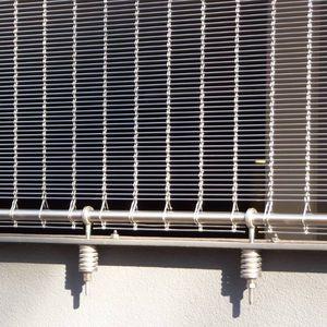 Metall-Befestigungssystem / für Fassadenverkleidung / für Vorhangfassade / für Wände