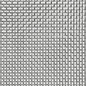 Gewobenes Metall / aus Edelstahl