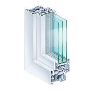Stahl-Fensterprofil