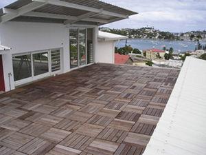 Holzbodenplatte / Terrassen