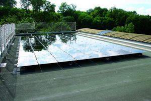 Dachmontagesystem / für Ziegeldach / für Photovoltaik-Modul