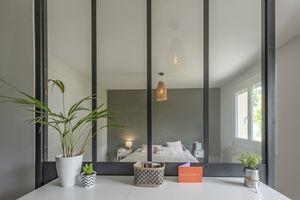Flachglas für Innenausbau / transparent