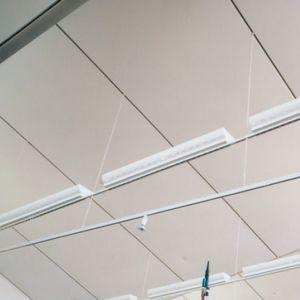 PVC-Spanndecke