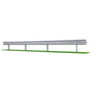 Leitplanke / verzinkter Stahl