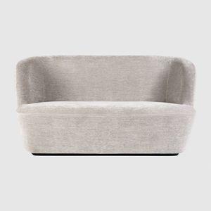 modernes Sofa / Stoff / 2 Plätze / 3 Plätze