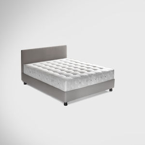 Doppelbett-Matratze / Taschenfederkern / Latex / 140x200 cm