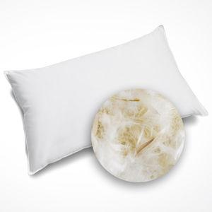 Baumwolle-Kopfkissen