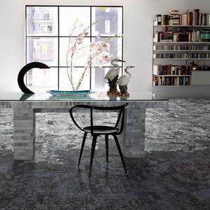 Fliesen-Teppichboden / Tuft / Schlingen / Struktur