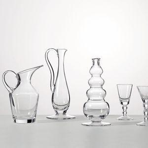 Glaskaraffe / Objektmöbel / Privatgebrauch