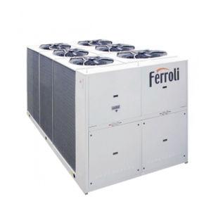 Luftkondensationskühler / bodenstehend / Außen