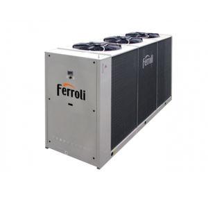 Industrie-Kondensationsgerät / luftgekühlt / Splitsystem / mit Wärmepumpe
