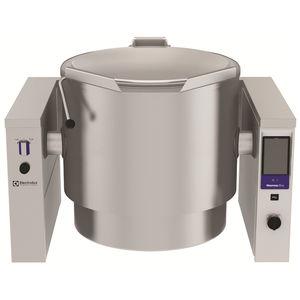 elektrischer Kochkessel / Dampf / Kipp / Profi
