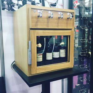 Weinspender für Gläser