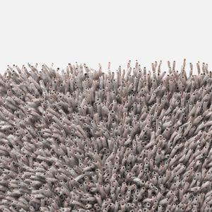 moderner Teppich / Polster Optik / uni / Wolle