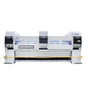 Faltmaschine für Laken / für professionellen Einsatz