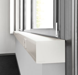 Holzfensterbank