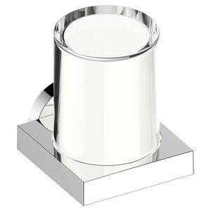 Seifenspender für Hotels / freistehend / Kristall / manuell