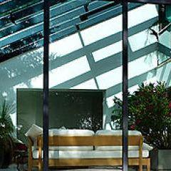Dach-Flachglas