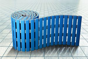 PVC-Gitterrost / für Pool / rutschfest