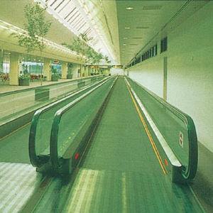 Innenraum-Fahrsteig