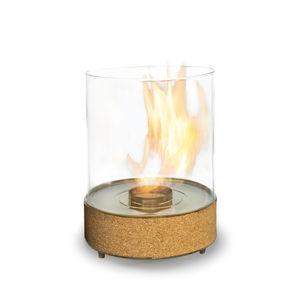 Bioethanol-Kamin / modern / offene Feuerstelle / freistehend