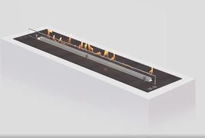 rechteckige Bioethanol-Brennkammer